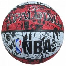 Spalding NBA Graffiti outdoor kosárlabda