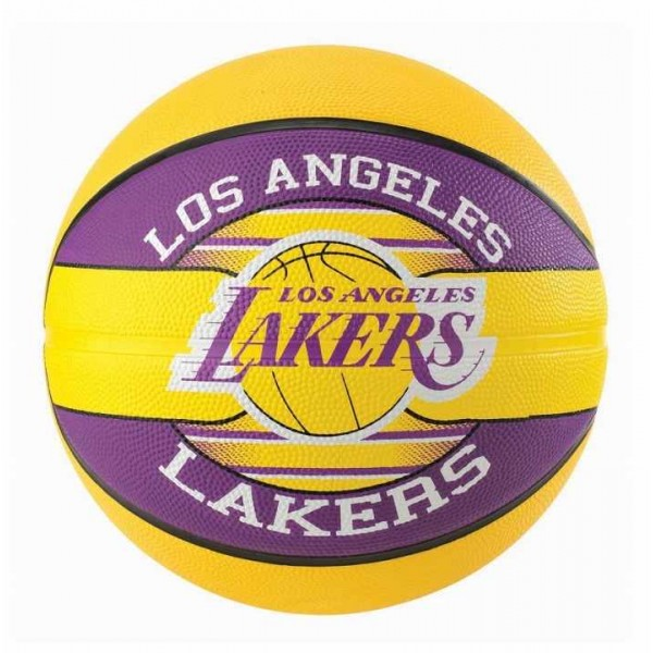 "Spalding Teamball ""lakers"""