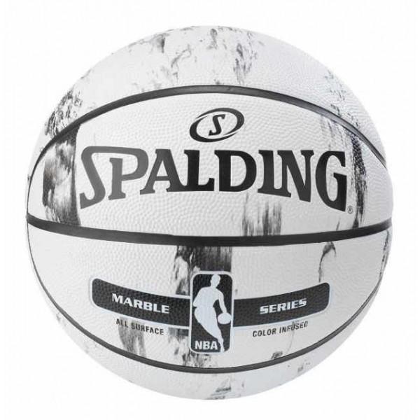 Spalding NBA Marble Series kosárlabda