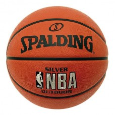 Spalding NBA Silver Outdoor gumi kosárlabda