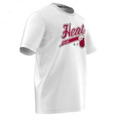 Adidas NBA Miami Heat logo póló