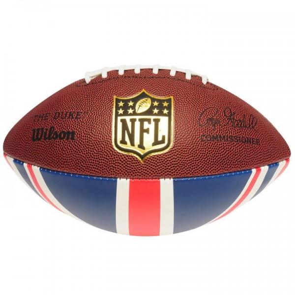 Wilson NFL Union Jack amerikai focilabda