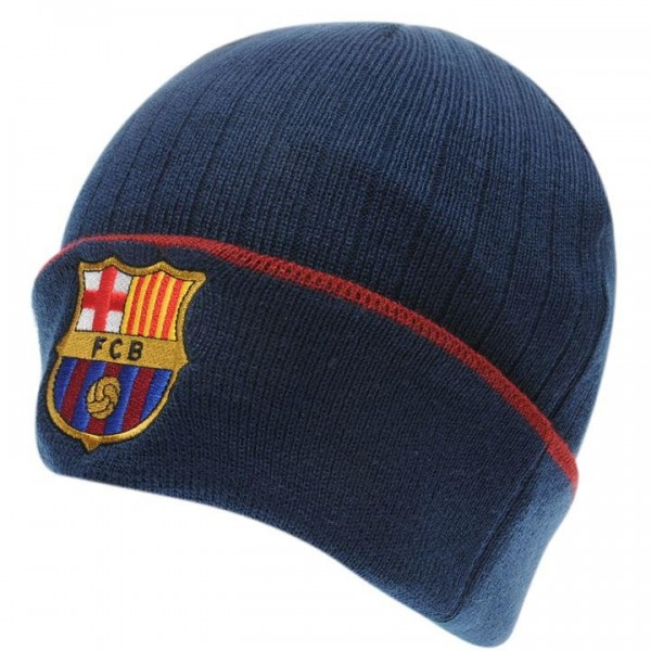 FC Barcelona kötött sapka