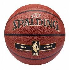 Spalding NBA Gold kosárlabda