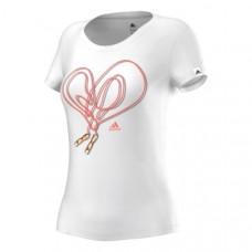 Adidas Heart Tee női póló