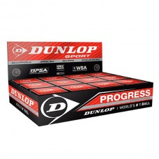 DUNLOP PROGRESS SQUASH LABDA 12DB