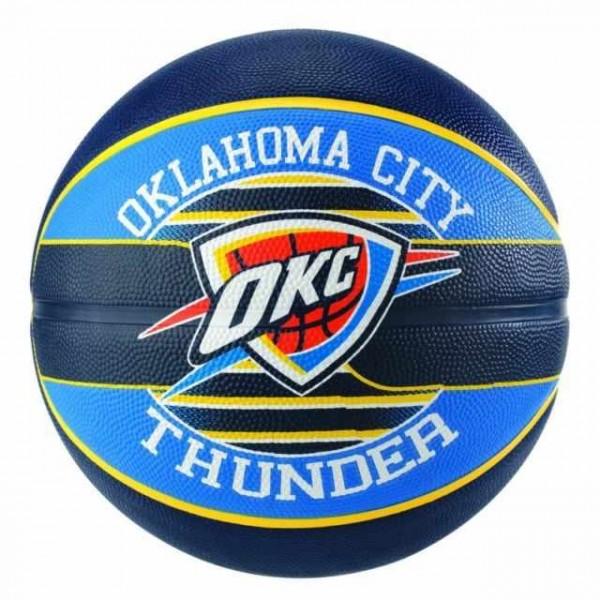 "Spalding Teamball ""OKC"""
