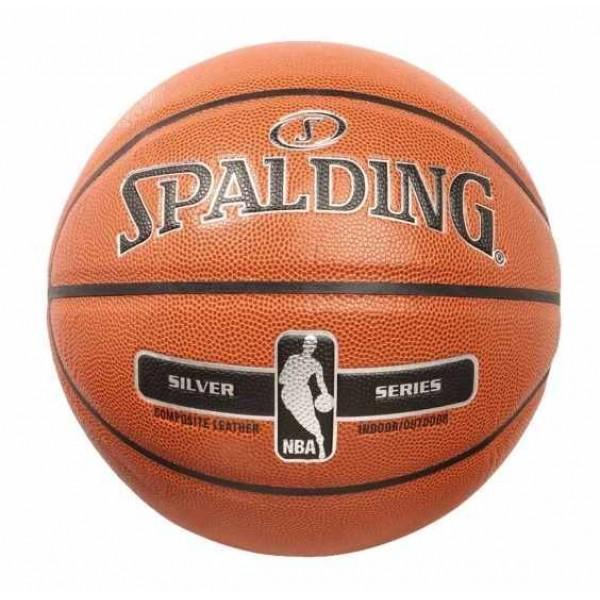 Spalding NBA Silver in/out kosárlabda