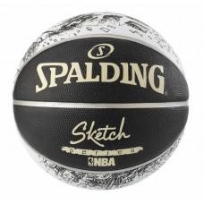 Spalding NBA Sketch Series kosárlabda