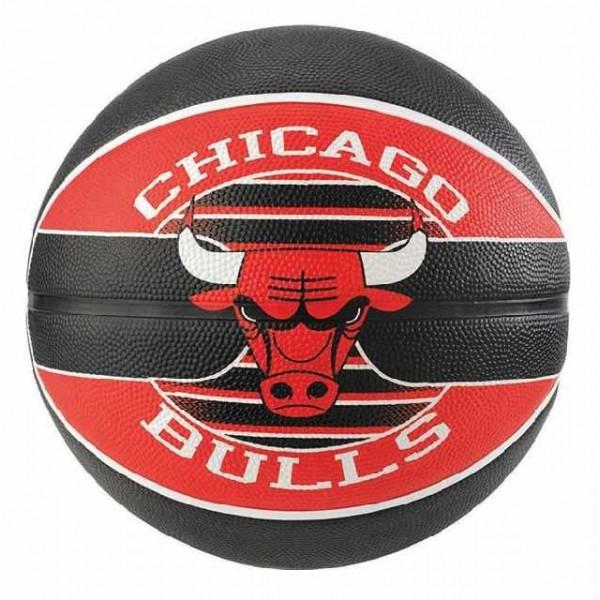 Spalding NBA Teamball Chicago Bulls