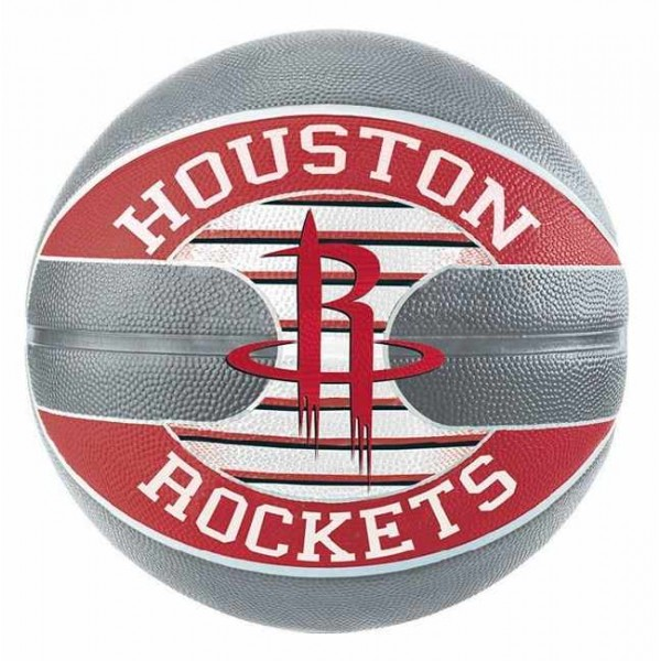 Spalding Teamball Houston Rockets